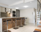 Kitchen Area Rockhampton Apartment - CBD Luxury Accommodation