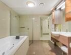 Bathroom Apartment Rockhampton - CBD Luxury Accommodation